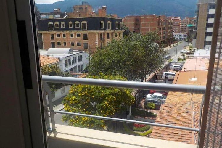 Foto 9 de Apartamento en Bogota Santa Barbara Central - con dos alcobas c/u con baño