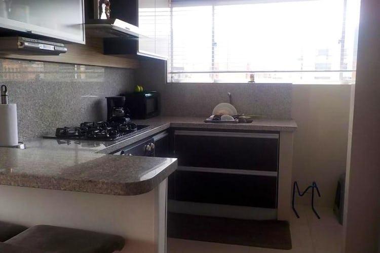 Foto 10 de Apartamento en Bogota Santa Barbara Central - con dos alcobas c/u con baño