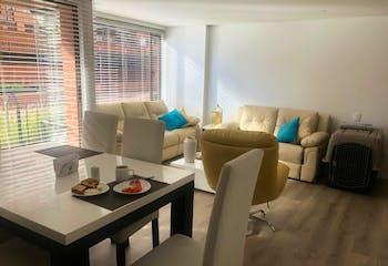 Apartamento en venta en Lagos De Cordoba La Alhambra de 3 habitaciones