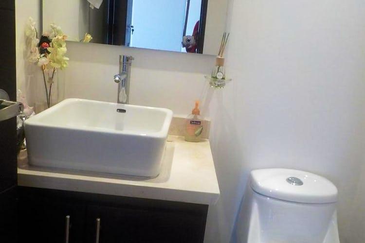 Foto 16 de Apartamento en Bogota Santa Barbara Central - con dos alcobas c/u con baño