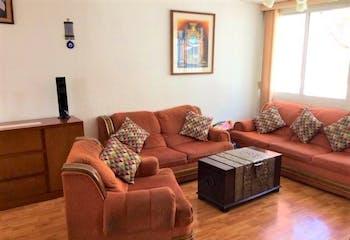 Casa en venta en Lomas De Valle Dorado de 118mts, dos niveles