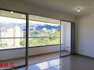 Una vista de una vista desde la ventana de una casa en Monteazul