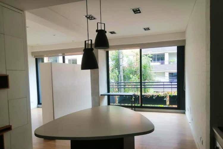 Portada Apartamento en venta en Chicó Reservado, 65mt con balcon