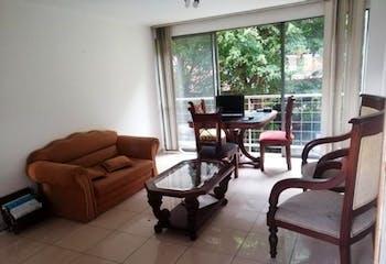 Apartamento en venta en La Aguacatala de 2 alcobas