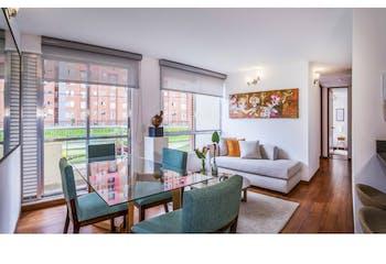 Apartamento en venta en Ismael Perdomo de 2 habitaciones