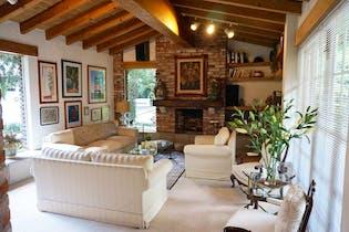 Casa en venta en San Bartolo Ameyalco, 390mt de tres niveles
