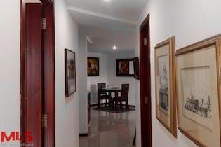 Ruiseñor, Apartamento en venta en Aves Marías de 3 alcobas
