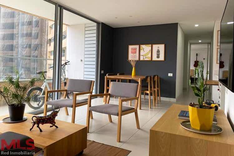 Portada Apartamento en venta en Loma de Cumbres, 113mt con balcon