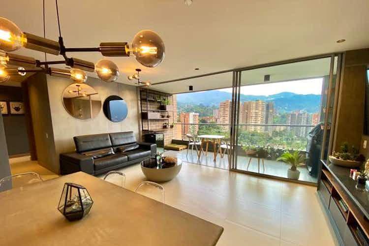 Portada Apartamento en venta en El Esmeraldal, 98mt con balcon