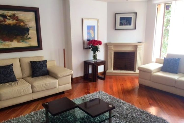 Foto 1 de Apartamento En Venta En Bogota Santa Bibiana - con amplia terraza