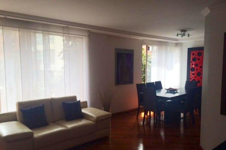 Foto 2 de Apartamento En Venta En Bogota Santa Bibiana - con amplia terraza