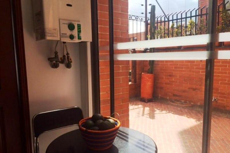 Foto 7 de Apartamento En Venta En Bogota Santa Bibiana - con amplia terraza