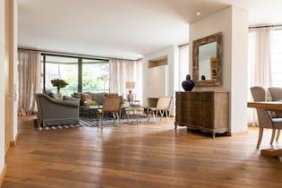Apartamento en venta en El Nogal de 4 hab. con Gimnasio...