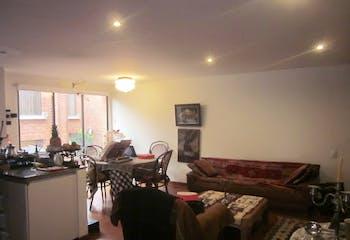 Apartamento en Santa Bárbara Central - Dos garajes independientes
