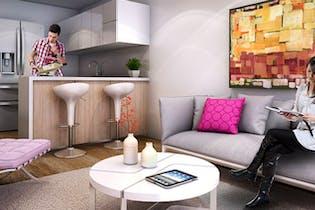 Kauri 135, Apartamentos en venta, Barrio Cedritos de 2-3 hab.