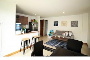 Apartamento en venta en San Antonio De Pereira 86m² con Jardín...