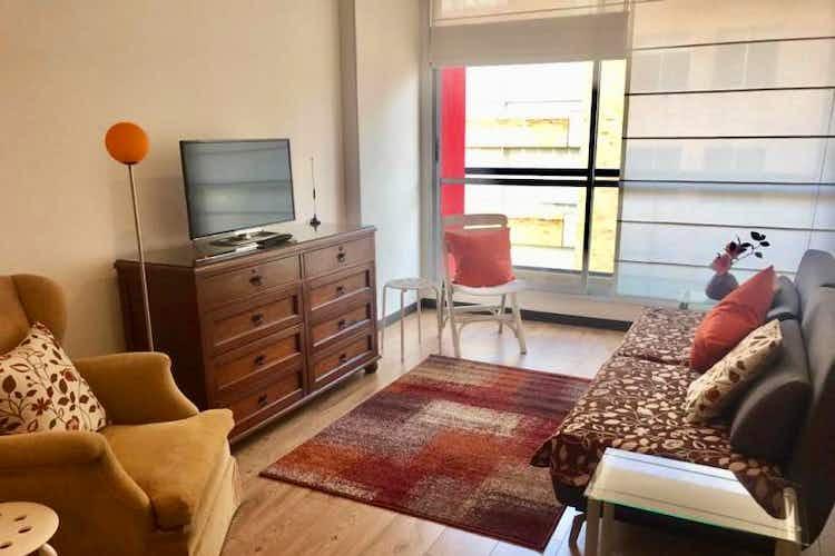 Portada Apartamento en venta en Barrio Cedritos de dos alcobas