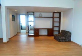 Apartamento duplex en Santa Barbara Occidental, Bogotá - 172 mts, cocina abierta.