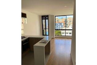 Apartamento en venta en Santa Bárbara de 2 habitaciones