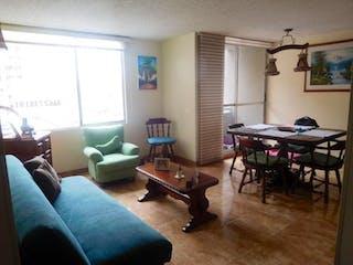 Conjunto Torres De Santa Lucía, apartamento en venta en San Carlos, Bogotá