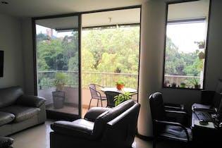 Apartamento en venta en Loma del Escobero, 78mt con balcon