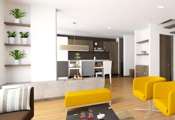 Terra Forte, Apartamentos en venta en Casco Urbano Chía de 2-3 hab.