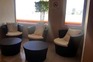 Departamento en venta en Anáhuac, 87mt con terraza