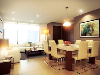 Una sala de estar llena de muebles y una televisión de pantalla plana en Wind Diagonal San Antonio