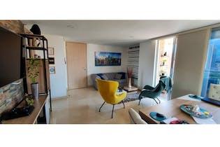 Apartamento en venta en Laureles 102m² con Balcón...