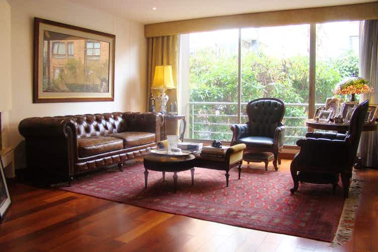 Portada Apartamento en venta en La Cabrera de  4 habtiaciones