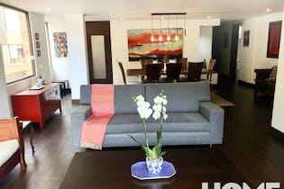 Apartamento en venta en Chicó Navarra, 177m²