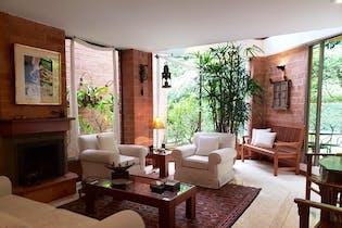 Apartamento en venta en Poblado 274m² con Gimnasio...