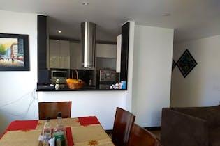Apartamento en venta en Santa Paula, 124m² con Zonas húmedas...