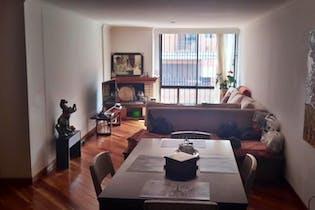Apartamento En Venta En Bogota Santa Bibiana, con 3 habitaciones.
