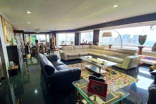 Departamento en venta en Lomas de Vista Hermosa, 360mt penthouse