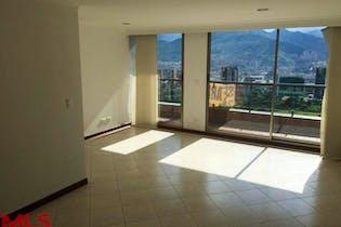 Apartamento en venta en Los Balsos de 91m² con Piscina...