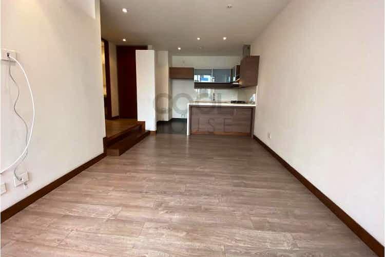 Portada Apartaestudio en venta en El Virrey, 56mt con balcon