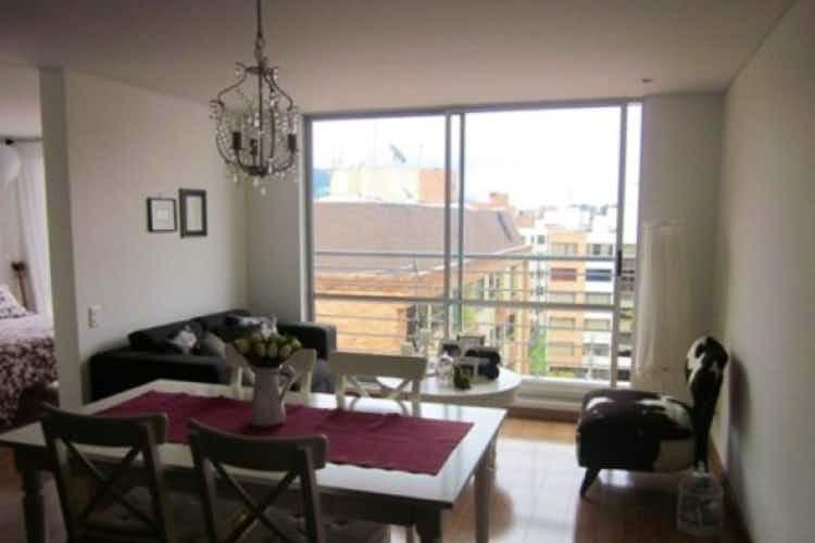 Portada Apartamento en venta en Cedritos, 56mt con balcon