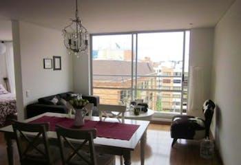 Apartamento en venta en Cedritos Usaquén de 1 alcoba