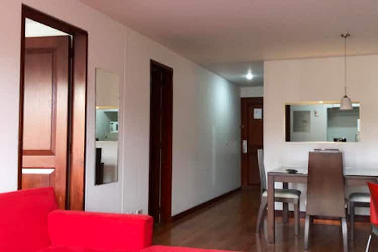 Portada Apartamento en venta en El Lago, 50mt con chimenea