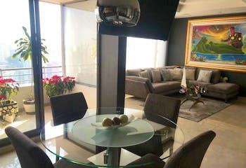 Departamento en venta en Hacienda De Las Palmas, 188mt penthouse