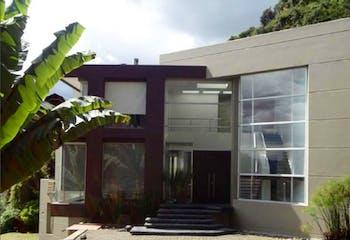 Casa En Fusca, Chia, 4 Habitaciones- 525m2,