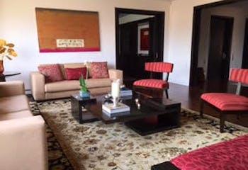 Apartamento en Bogota Santa Barbara Alta - con vista panorámica