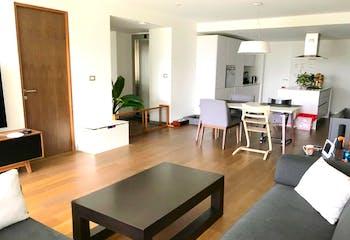 Departamento en venta en Polanco, 190mt con terraza