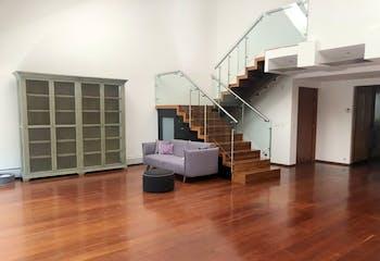 Departamento en venta en Polanco, 231mt con terraza