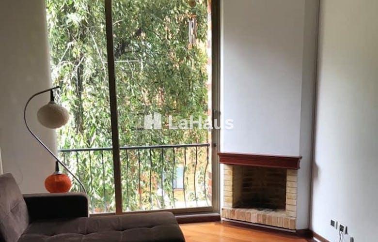Portada Apartamento con patio en Chico de 98m2
