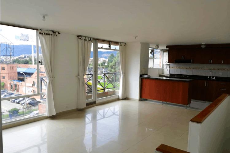 Portada Apartamento en venta en Mazurén de tres habitaciones