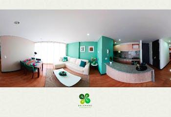 Belgrano, Apartamentos nuevos en venta en Portales Del Norte con 3 habitaciones