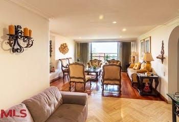 Altos De San Michel, Apartamento en venta en La Aguacatala, 270m² con Piscina...