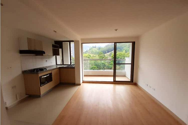 Portada Apartamento en venta en El Trapiche, 74mt con balcon